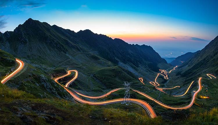 Winding Road at Dusk. Security Career Challenges in 2021 and Beyond.